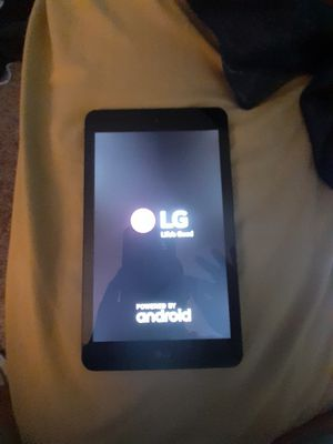 LG up by Android tablet for Sale in Fresno, CA