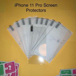 Screen protector iPhone 11 Pro. for Sale in Miami, FL