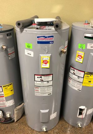 Brand New American Water Heater 80 Gallons XA7 for Sale in Benbrook, TX