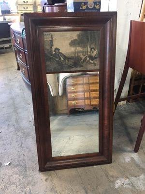 Antique mirror ogee frame for Sale in Whittier, CA