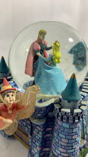 "DISNEY Musical Snow Globe Cinderella ""Once Upon The Dream"" Castle for Sale in Bothell, WA"