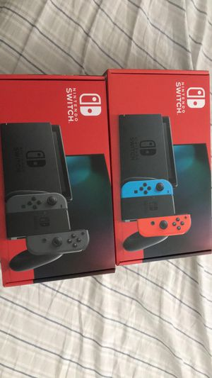 Nintendo Switch BRAND NEW for Sale in Andover, MA