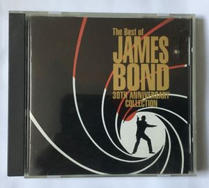 The Best of James Bond (1992) CD for Sale in Los Angeles, CA