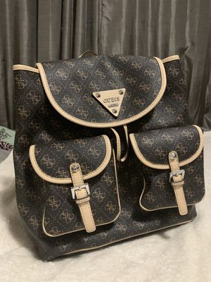 Guess Confidential Logo Backpack for Sale in San Diego, CA