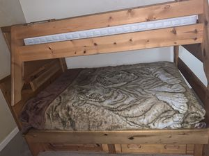 Wood styled bunk beds for Sale in San Diego, CA