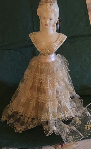 Antique Vintage Boudoir Doll Light ++ for Sale in Cincinnati, OH