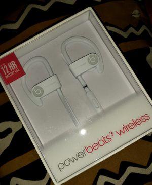 Power Beats 3 wireless for Sale in West Bloomfield Township, MI