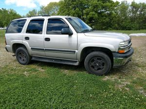 2005 Chevy Tahoe 4x4 for Sale in Jefferson City, TN