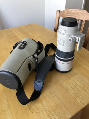 Canon 300mm f/4 for Sale in Los Angeles, CA