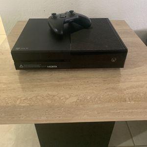 Xbox one 1TB for Sale in Miami, FL