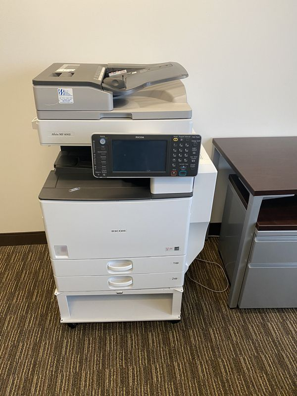 Ricoh printer MP 4002