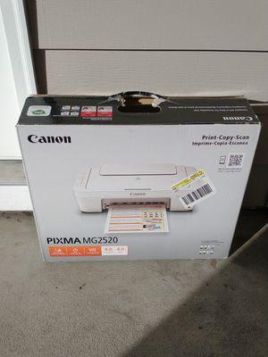 Free Canon MG2520 Printer for Sale in Puyallup, WA