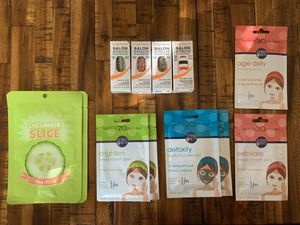 Face Masks & Nail Polish Strips for Sale in Rancho Cordova, CA