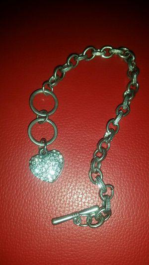 Heart shaped bracelet for Sale in Philadelphia, PA