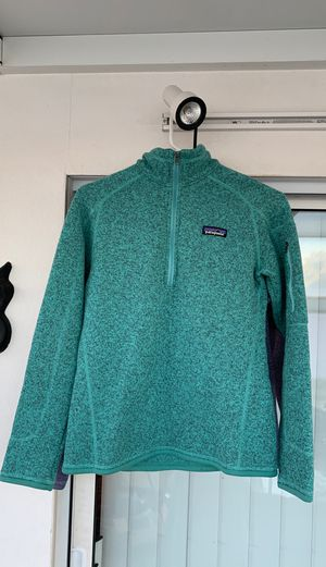 Patagonia women better sweater for Sale in Nuevo, CA