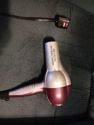 Revlon ionic hair dryer for Sale in Santa Ana, CA