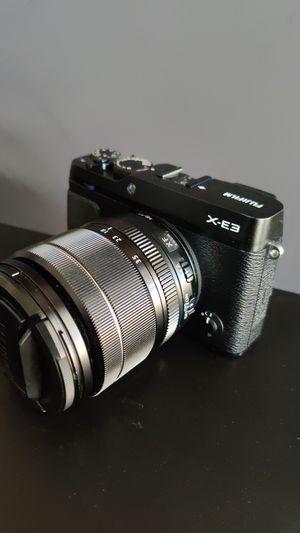 Fujifilm X-E3 w/ XF 18-55mm f2.8-4 for Sale in Fort Worth, TX
