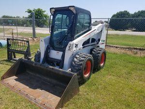 Bobcat 2012. Skid steer. 250 hours. for Sale in Huntsville, TX