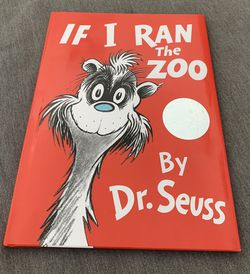 Dr.Seuss If I Ran The Zoo for Sale in San Diego,  CA