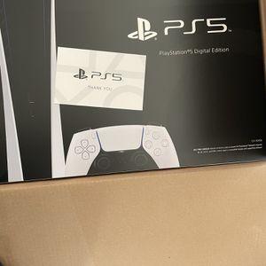 Ps5 Digital Brand New!! for Sale in Montebello, CA