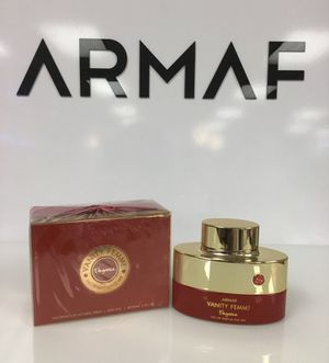 Vanity Femme Elegance by Armaf for Women 3.4oz/100ml EDP for Sale in Chicago, IL