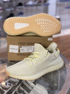 Brand new Butter Yeezy 350 V2s size 11.5 for Sale in Silver Spring, MD