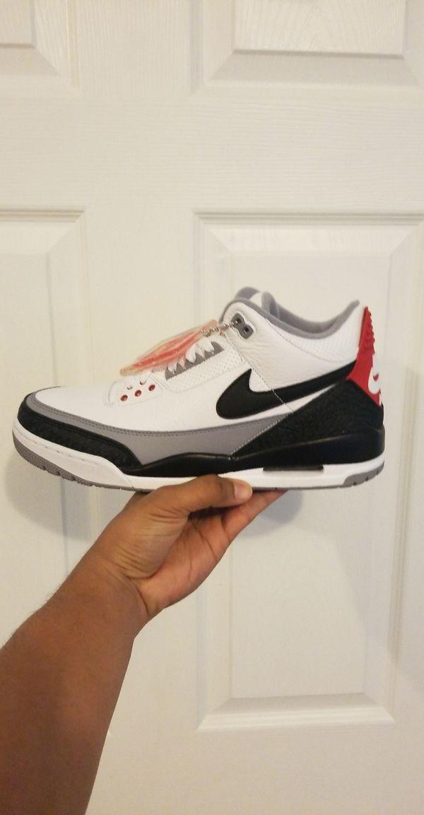 Air Jordan 3 III Tinker Deadstock Size 10