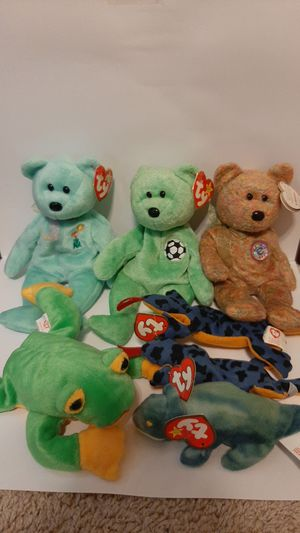 Beanie baby lot spring 1990s for Sale in Garland, TX