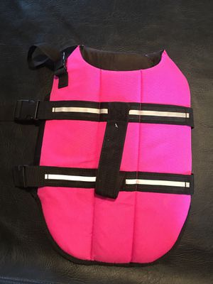Small Dog/animal pink life vest! for Sale in Riverside, CA