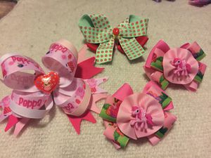Beautiful Hair Bows NEW for Sale in Washington, DC