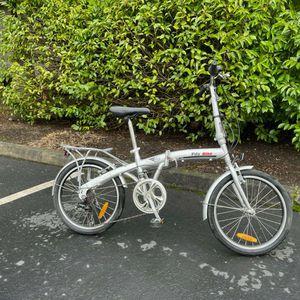 Folding Bike Adjustable for Sale in Redmond, WA