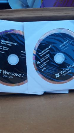 windows 7 disc for Sale in Kissimmee,  FL