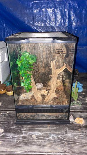 Vivarium cage for Sale in San Diego, CA
