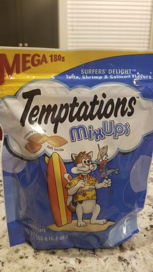 Temptations MixUps - Cat treats for Sale in Tacoma, WA
