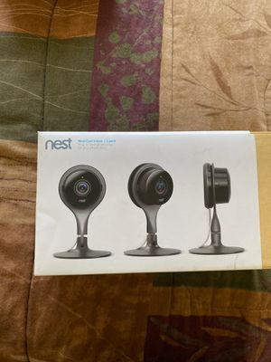 Nest indoor cam 3 pack for Sale in Plano, TX