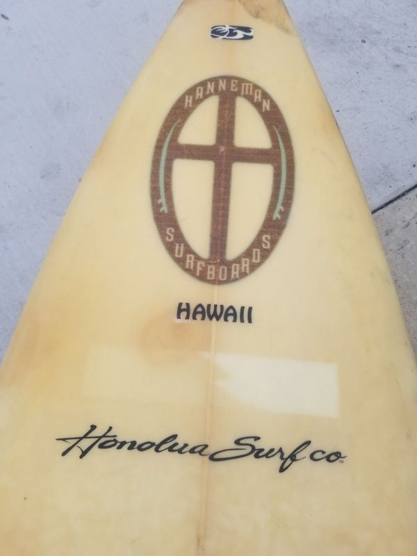 Hanneman surfboard