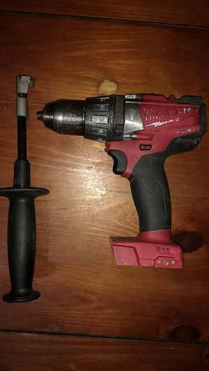 Milwaukee M18 fuel hammer drill for Sale in Houston, TX