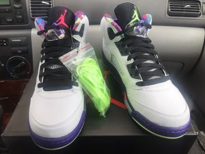 Air Jordan 5 retro bel air GS size 7 for Sale in Queens, NY