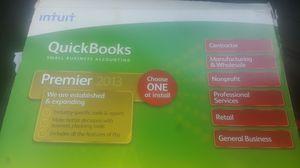 QuickBooks Premier Contractor Edition for Sale in Ocala, FL