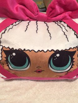 Lol Doll Beanie Bag Pillow for Sale in San Jose,  CA