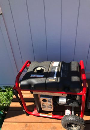 1100 watt 2 stoke generator for Sale in Elmira, OR