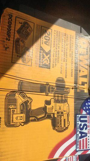 "DeWalt 12 "" hammer drill combo kit for Sale in Lexington, KY"