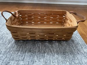 Longaberger basket 1995 for Sale in Lithia, FL