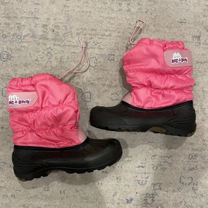 Girls Pink Snow Boots for Sale in Los Angeles, CA