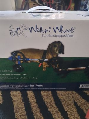 Dog wheelchair normal where would like 100 for Sale in Lancaster, CA