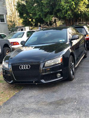 2008 Audi s5, v8 4.2, 6 speeds Manual for Sale in Randolph, MA