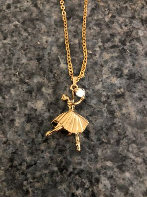 Barbie charm necklace for Sale in Billerica, MA