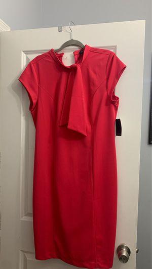 Eloqui hot pink/fuchsia dress for Sale in Newark, NJ