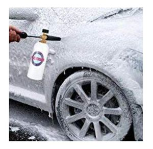 Foam Cannon 33 fl. oz (1Liter) Bottle Snow Foam Lance with 1/4'' Quick Connector Carwash Car Details for Sale in Garden Grove, CA