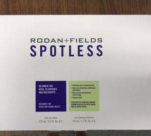 Brand New Rodan + Fields Spotless Regime for Sale in Corona, CA